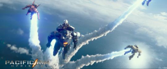 环太平洋雷霆再起看什么超级怪兽最震撼神秘机甲造悬念